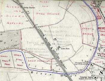 Field names in the eastern part of the parish [MC1-3-3-7]